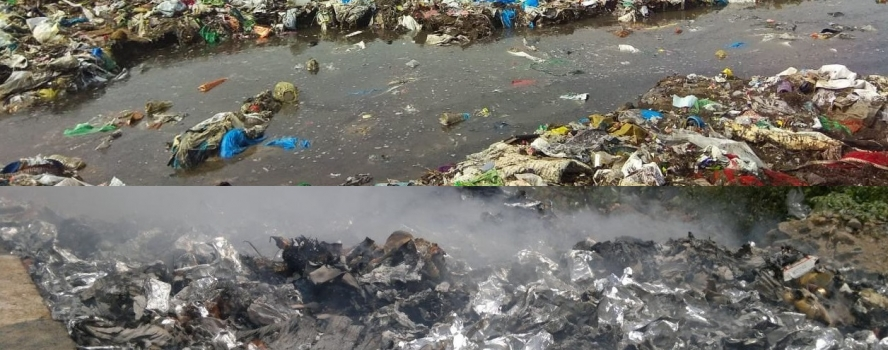 Help to Clean up the Country