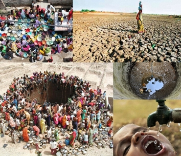 Help Water Crisis